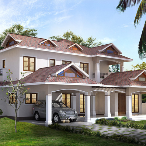 Residence at Anchal