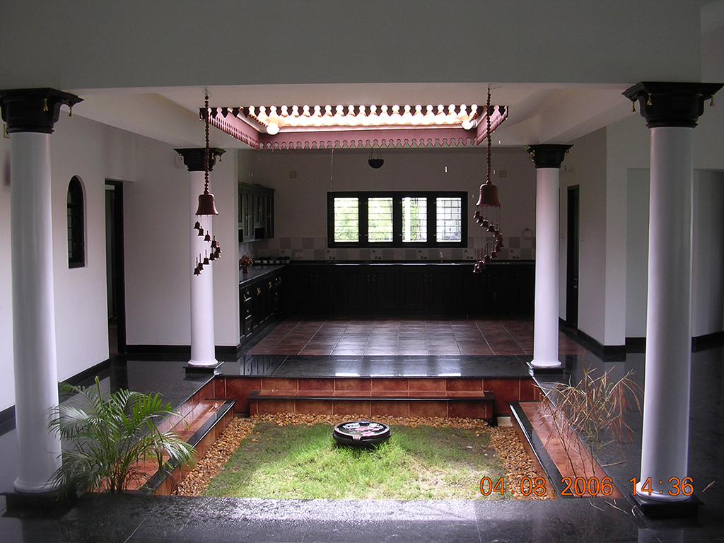 Courtyard Houses Nallu Kettu Urp Design Services