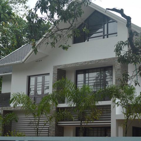 Residence at Malakkara