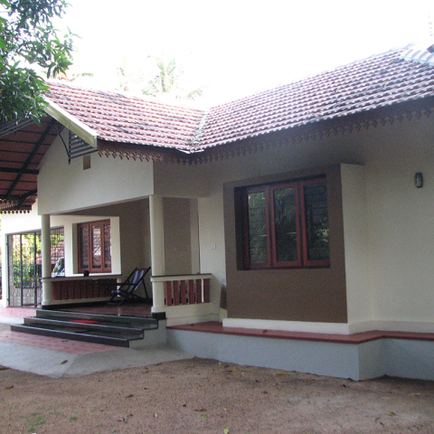 Residence at Kuttoor