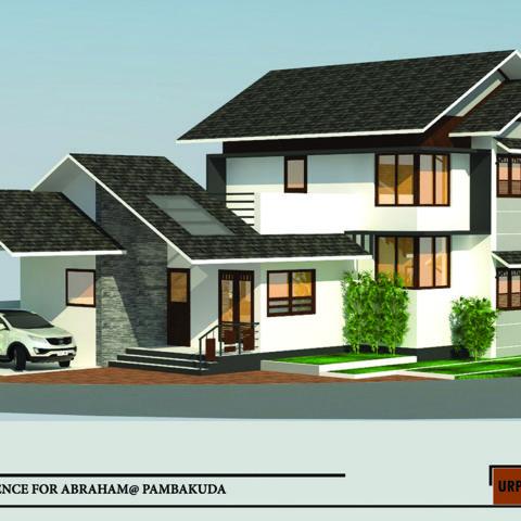Residence of Mr.Abraham
